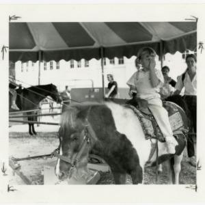 Horse Ride at State Fair