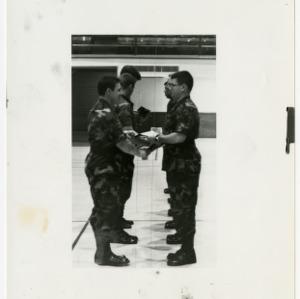 Army ROTC meeting