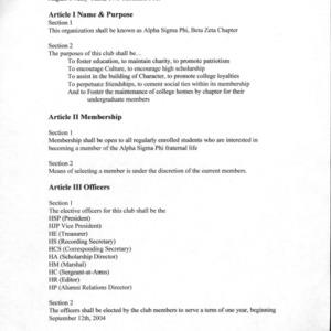 Alpha Sigma Phi constitution