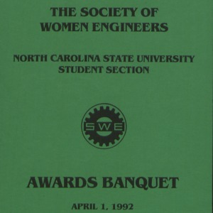 Awards Banquet and Newsletter