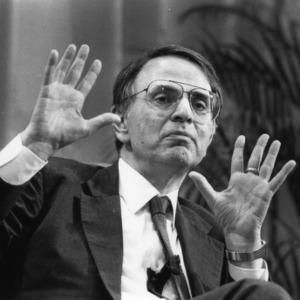 Carl Sagan at the 1990 Emerging Issues Forum