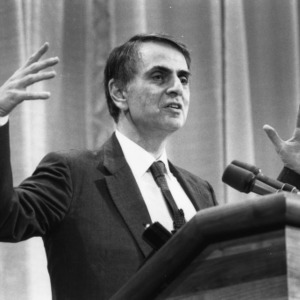 Carl Sagan at the 1990 Emerging Issues Forum