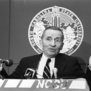 H. Ross Perot at the 1987 Emerging Issues Forum