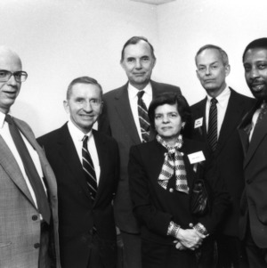 Participants of the 1987 Emerging Issues Forum