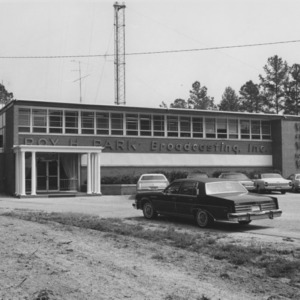 Building for Roy H. Park Broadcasting, Inc.