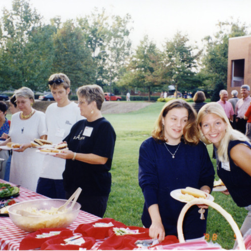 Park Scholarships Class of 2001