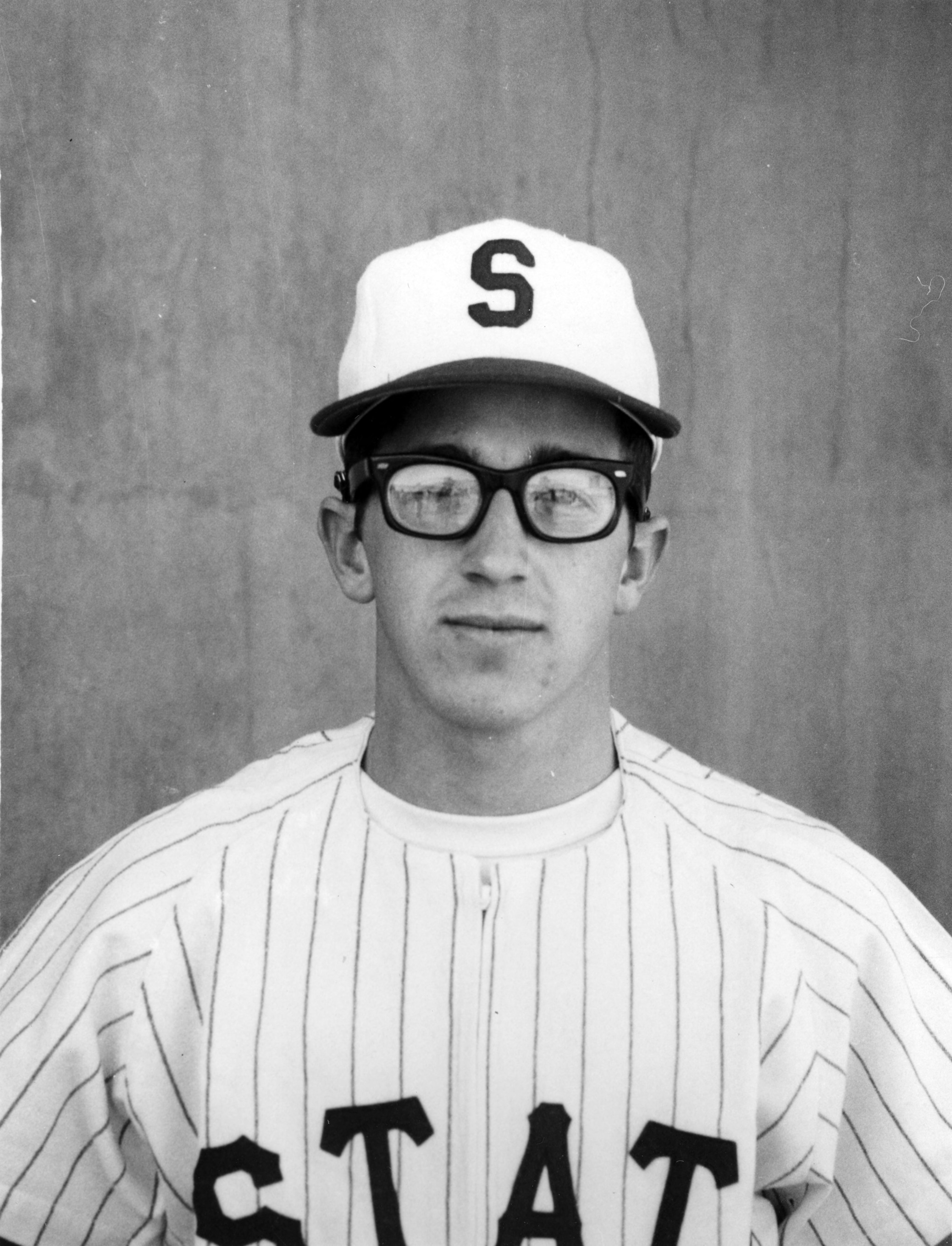 Robert Andrews, outfielder for North Carolina State, 1967-1969