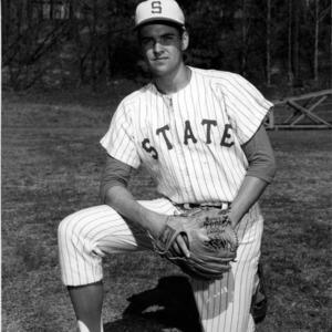 Wolfpack Baseball Player Don Manley