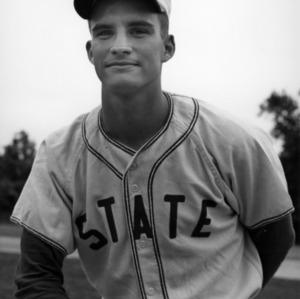 Wolfpack Baseball Player Frank McGirt