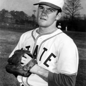 Wolfpack Baseball Player Jim Meadlock