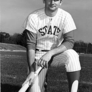 Wolfpack Baseball Player Dennis Punch