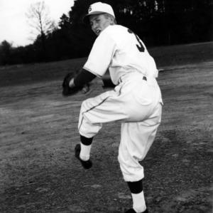 Wolfpack Baseball Player Bob Smith