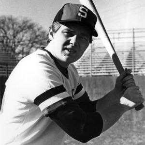 Wolfpack Baseball Player Bill Smodic