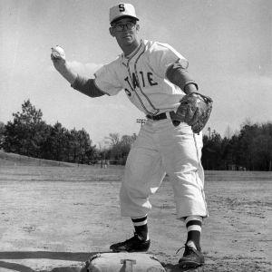 Wolfpack Baseball Player Glenn Sparrow
