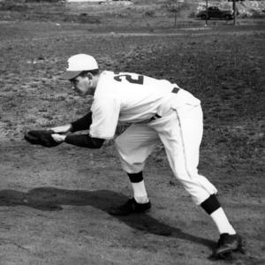 Wolfpack Baseball Player Hank Utley