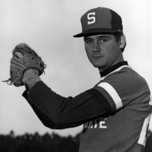 Wolfpack Baseball Player David Watkins