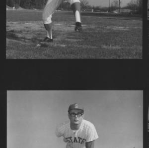 Wolfpack Baseball Player Dewey Brown