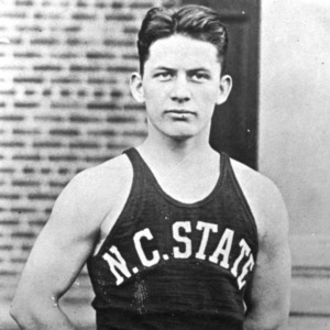 Basketball player Gordon T. Gresham
