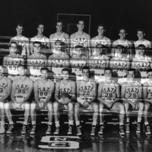 1952 Southern Conference Champions, Wolfpack group photo