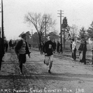 AMC Annual Cross-country Run, 1910