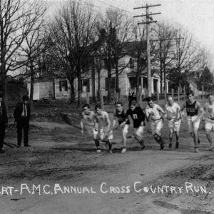 AMC Annual Cross-country Run