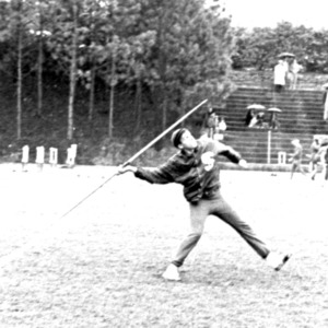 Men's Track-and-Field: Javelin