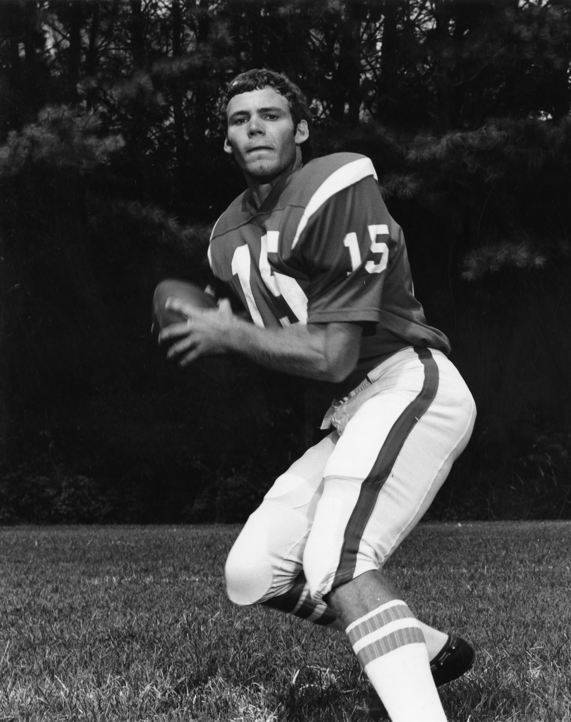 Caesar Campana, North Carolina State quarterback, 1973-1975
