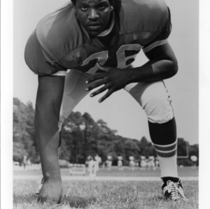 "Anthony ""Bubba"" Green, North Carolina State defensive tackle, 1976-1980"