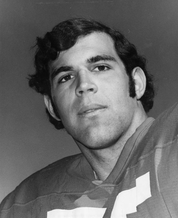 T.J. Kennedy, North Carolina State offensive tackle, 1973