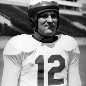 Fred McGrath, North Carolina State guard, ca. 1946