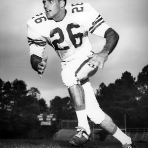 Art McMahon, North Carolina State defensive back, 1965-1967