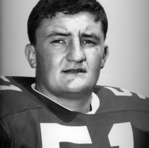 John Norris, North Carolina State center, 1969-1971