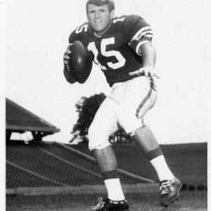 Paul Sharp, North Carolina State quarterback and fullback, 1969-1970