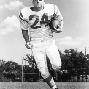 Al Taylor, North Carolina State halfback, 1959-1961