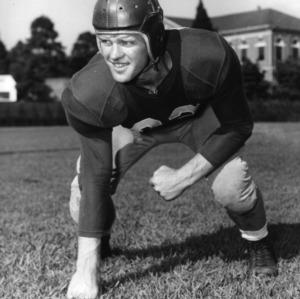 John Wagoner, North Carolina State football player