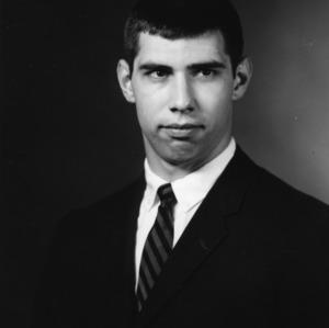 Art Waleski, North Carolina State quarterback, 1967-1968