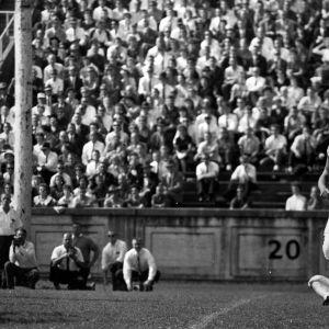 Wolfpack Football Player, Roman Gabriel, 1960's