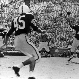 All-American Quarterback, Roman Gabriel '59-'61