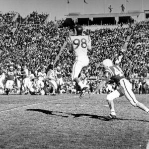 Wolfpack Football Game, 1960's