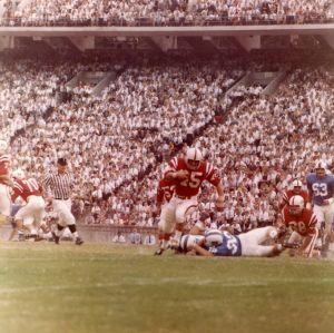 Wolfpack Football, N. C. State vs. Carolina, 1960's