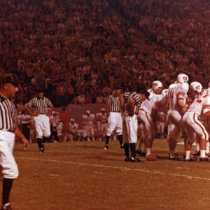 Wolfpack Football Game, 1969