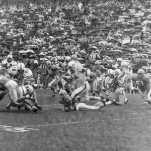 Wolfpack Football, N. C. State vs. Carolina, 1969