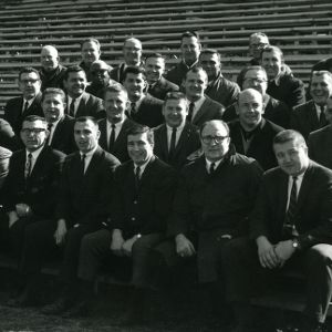 1957 Squad Reunion group photograph