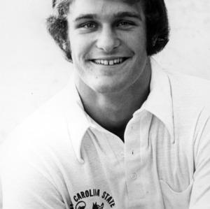 Swimmer Scott Hammond