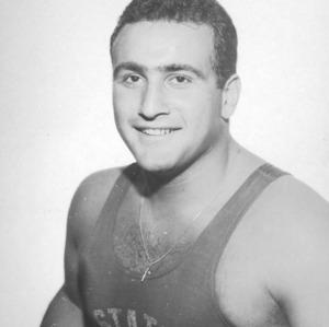 Wrestler Chuck Amato