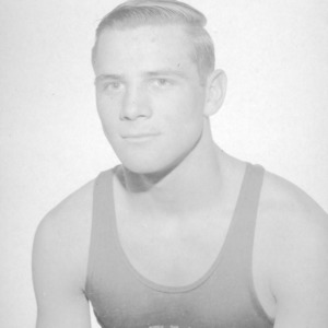Wrestler Mike Couch