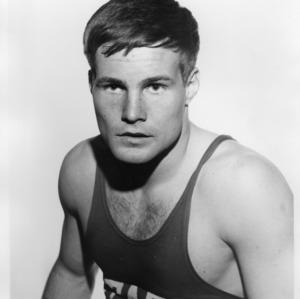 Wrestler Steve Dixon