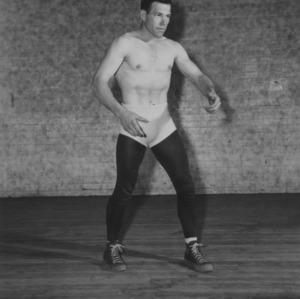 Wrestler J. B. Edwards