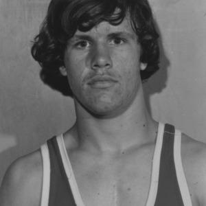 Wrestler Allen Ferguson