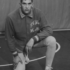 Wrestler Jeff Fountain